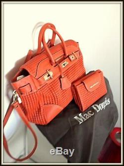 Sac pyla avec compagnon Mac Douglas Bryan bag borsa vintage