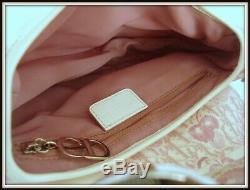 Sac sadlle Christian Dior Cuir tissu made Italie bag borsa vintage