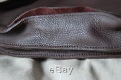 Sacoche Sac Homme Bandouliere Cuir Veritable Retro Vintage Computer Men Bag