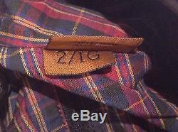 THE BRIDGE Sac à main Authentique cuir TBEG vintage