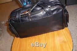 Tres tres beau sac longchamp femme vintage cuir vachette