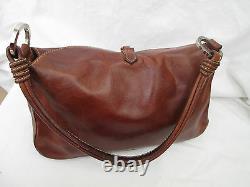 VALENTINO GARAVANI sac à main cuir bag vintage