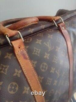 Vintage Authentique Sac De Voyage Louis Vuitton