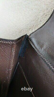 Vintage Hermes, Chantilly Bag, Leather, sac hermès 19cm