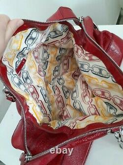 Vintage Sac CÉLINE en Cuir Vernis CELINE Vintage Bag