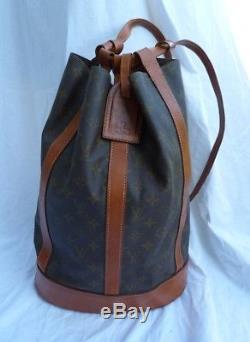 Vintage sac à dos Louis VUITTON